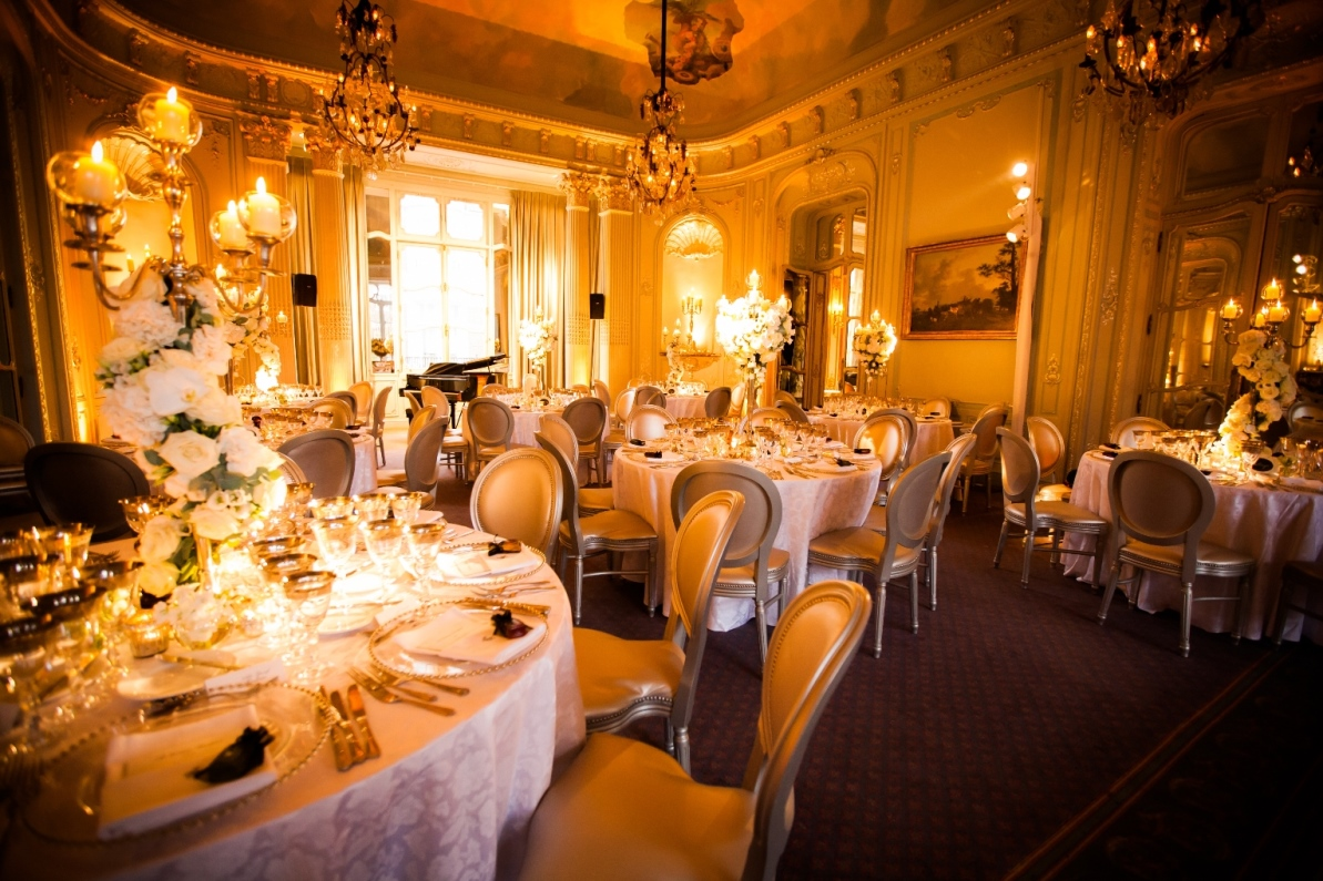 Luxury Wedding Planner London