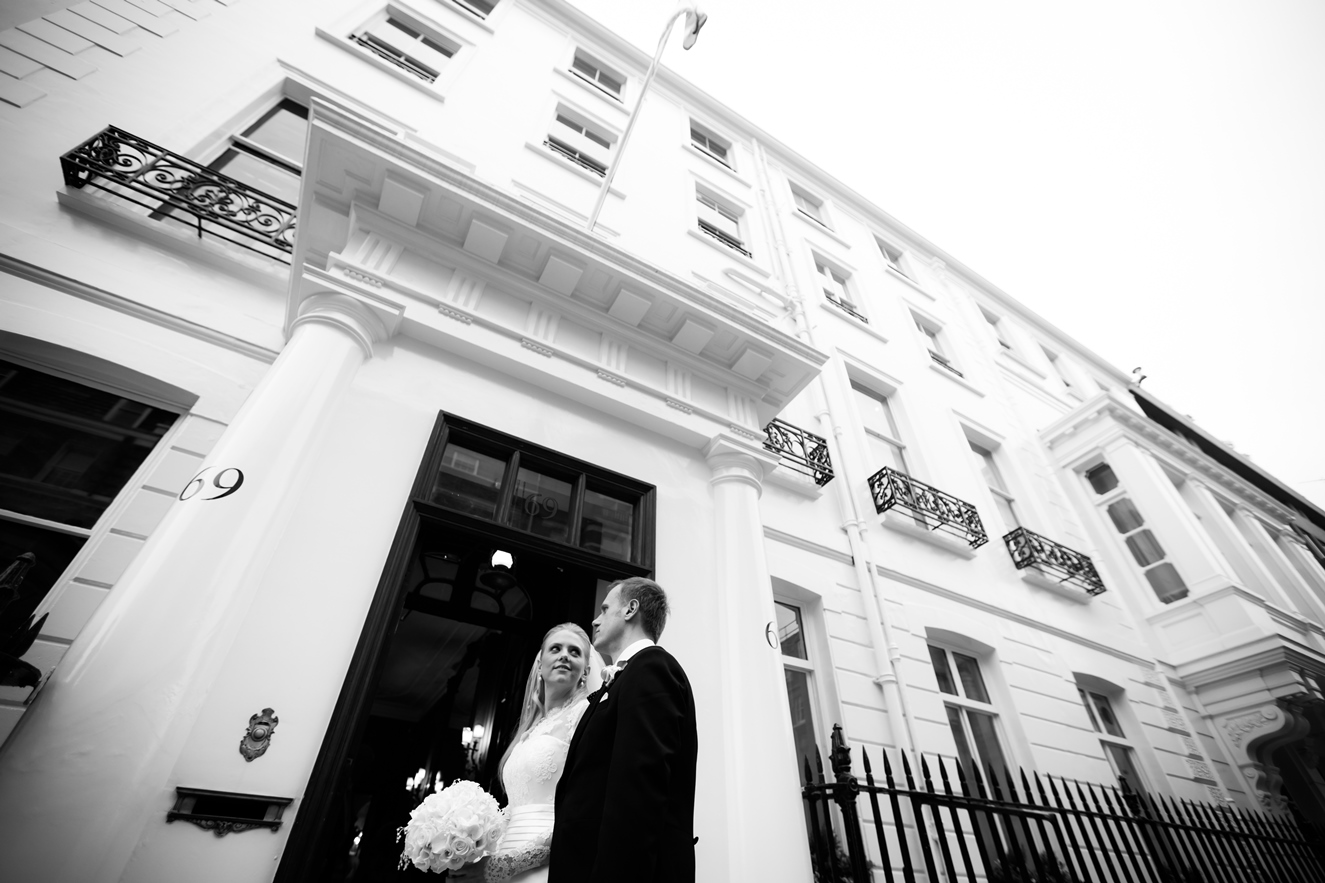 wedding planner in london