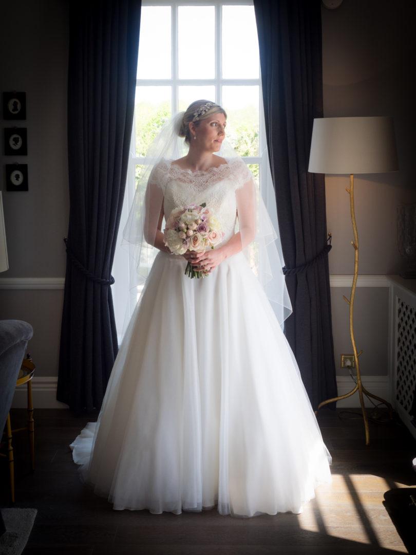 chewton glen bride