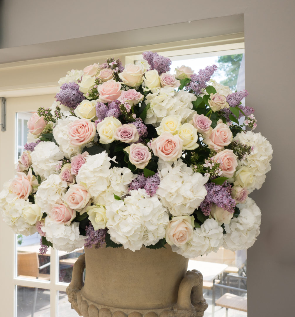 new forest wedding flowers