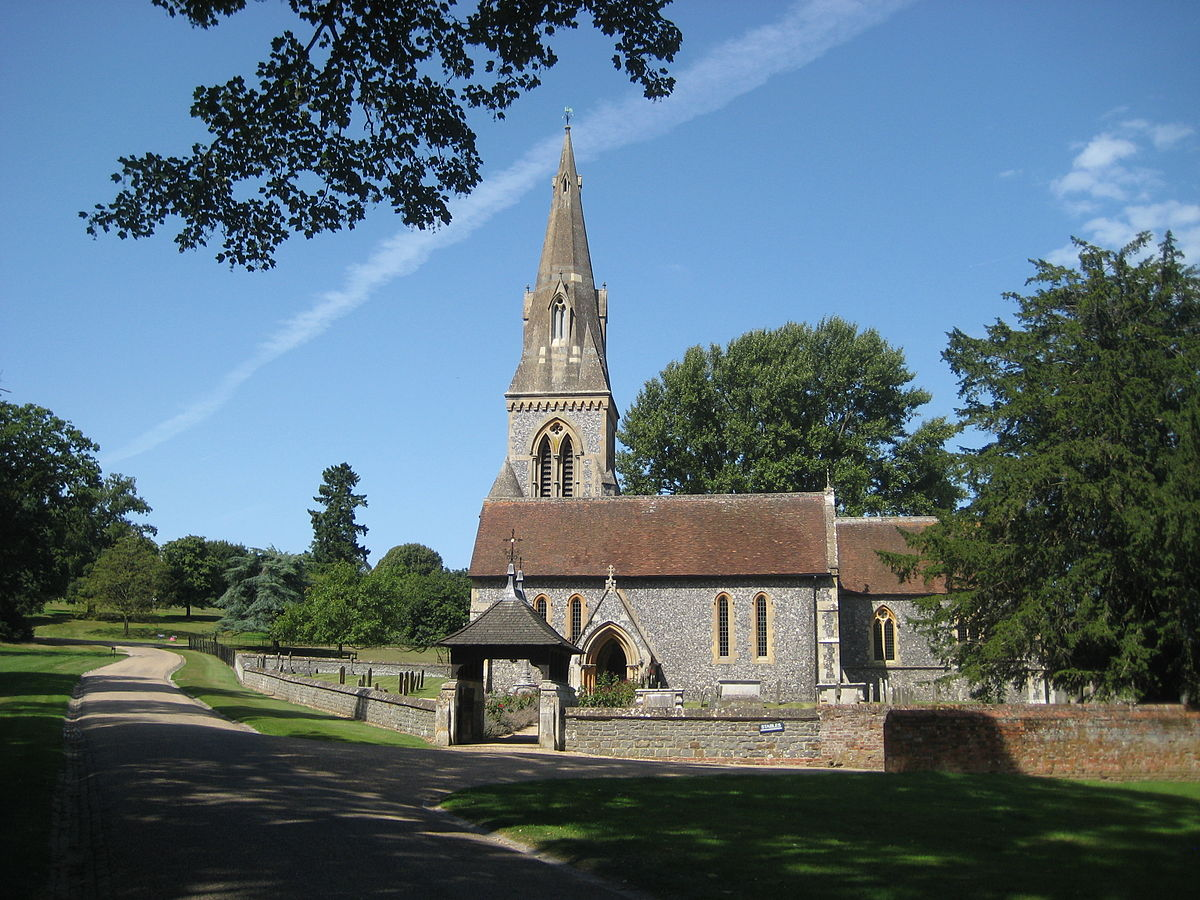 Pippa Middleton Church