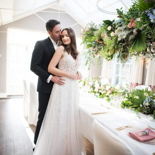 Aimee Dunne Wedding Couple
